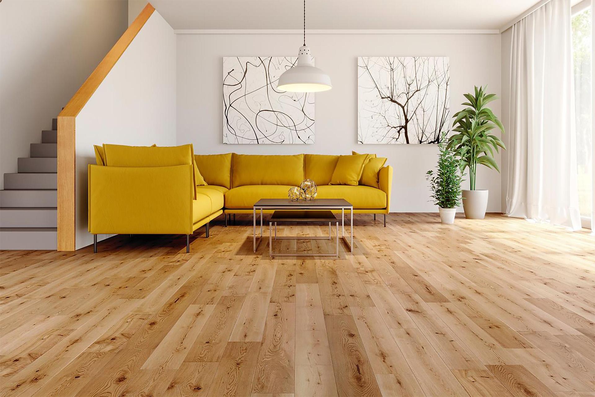 solid wood flooring installer