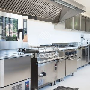 Commercial Kitchen Wall Cladding
